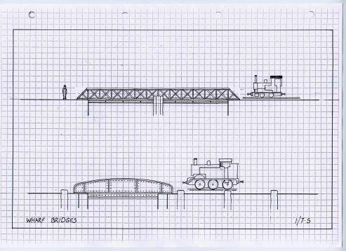 wharf bridges